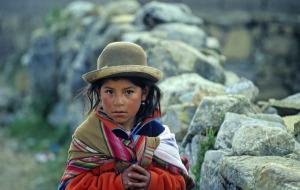 6 Bolivia_BambinaAymara