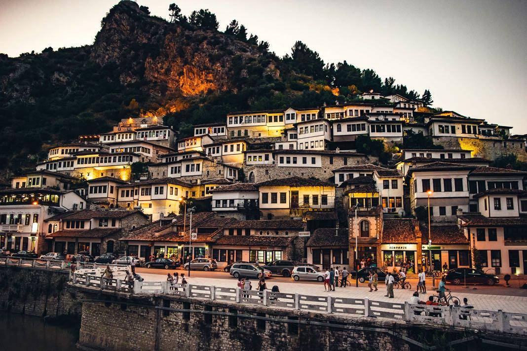 Berat, la città delle mille finestre