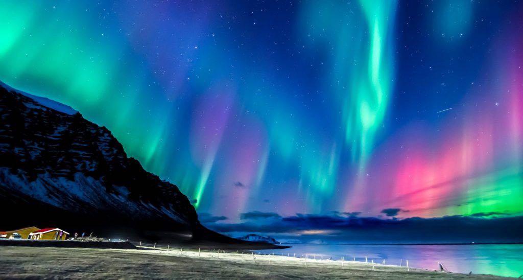 Polaris - Simone Renoldi - aurora boreale