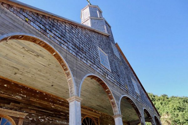 Le chiese di Chiloé