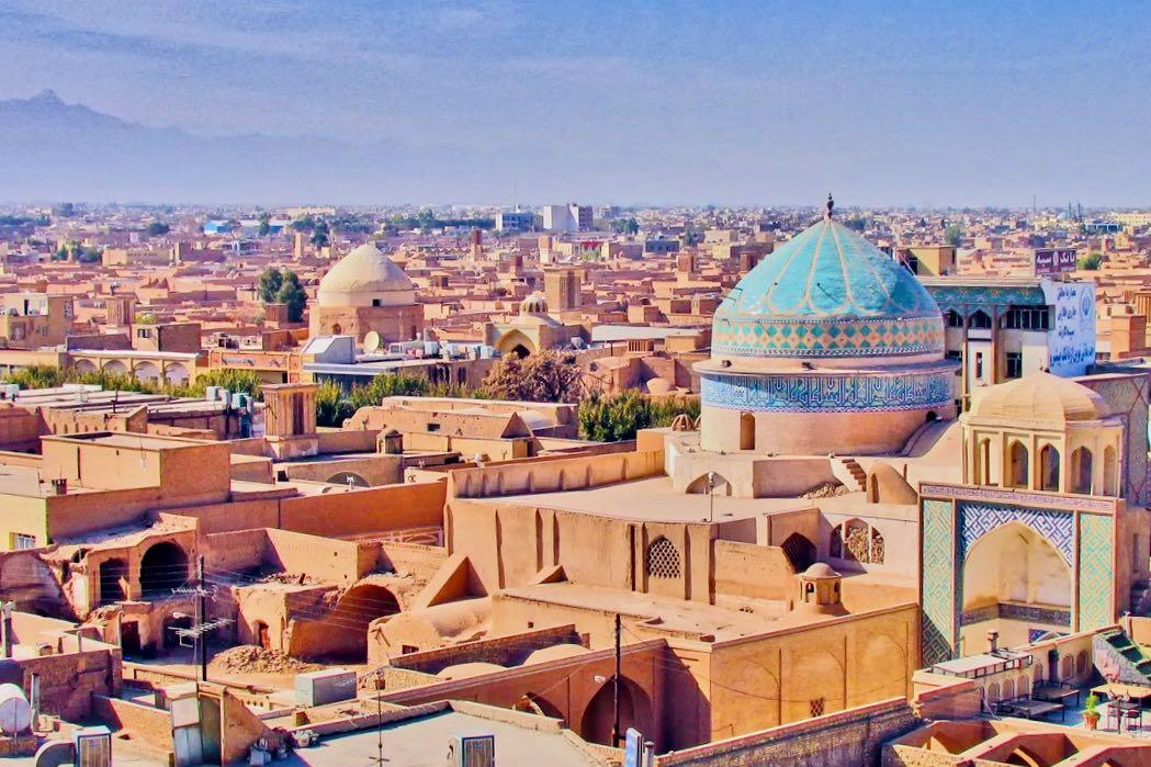 Iran: Da Teheran a Bam